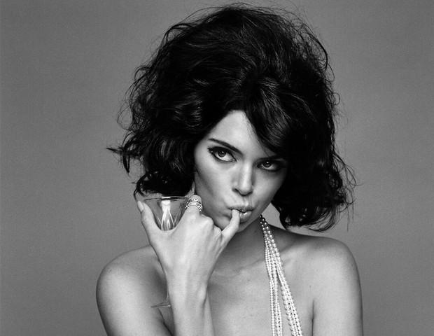 Kendall Jenner (Foto: Love Magazine/ Alasdair McLellan)