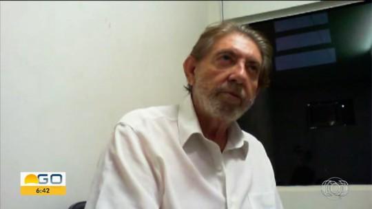 João de Deus segue internado em hospital de Goiânia
