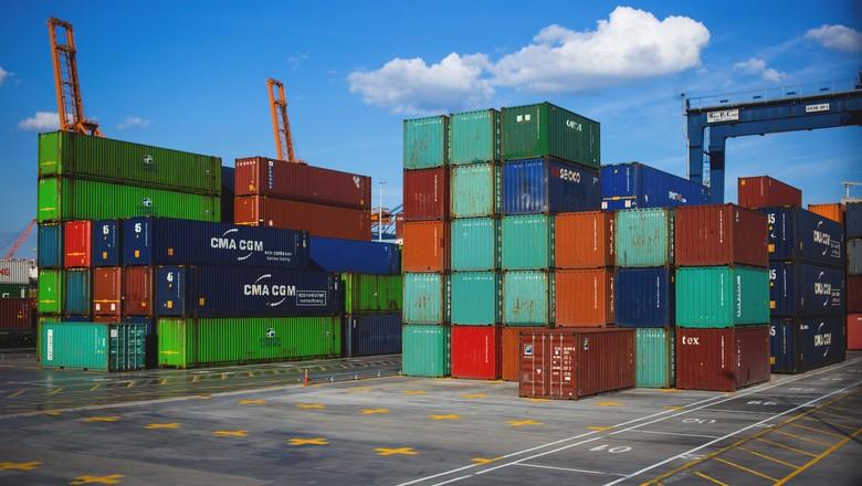 Exportacao-conteiner-importacao (Foto: Pexels)
