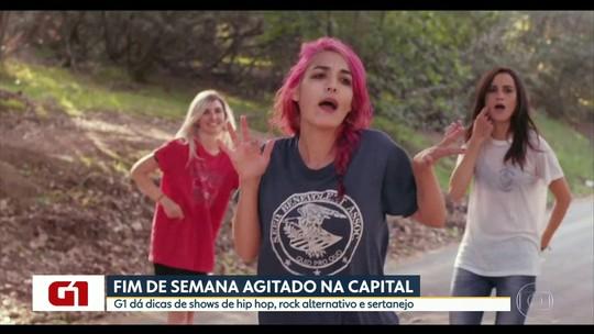 Balaclava Fest e Festival Sons da Rua são os destaques da agenda de shows em SP