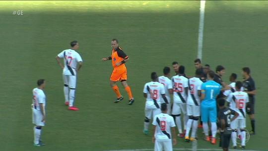 Ferj suspende árbitro de clássico entre Vasco e Botafogo