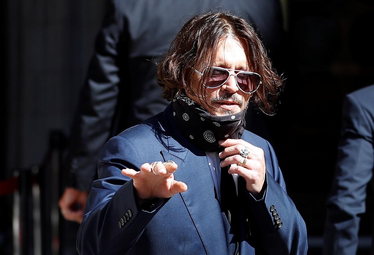 Johnny Depp acusa ex-mulher de mentir em ação por difamação contra jornal britânico | Pop & Arte