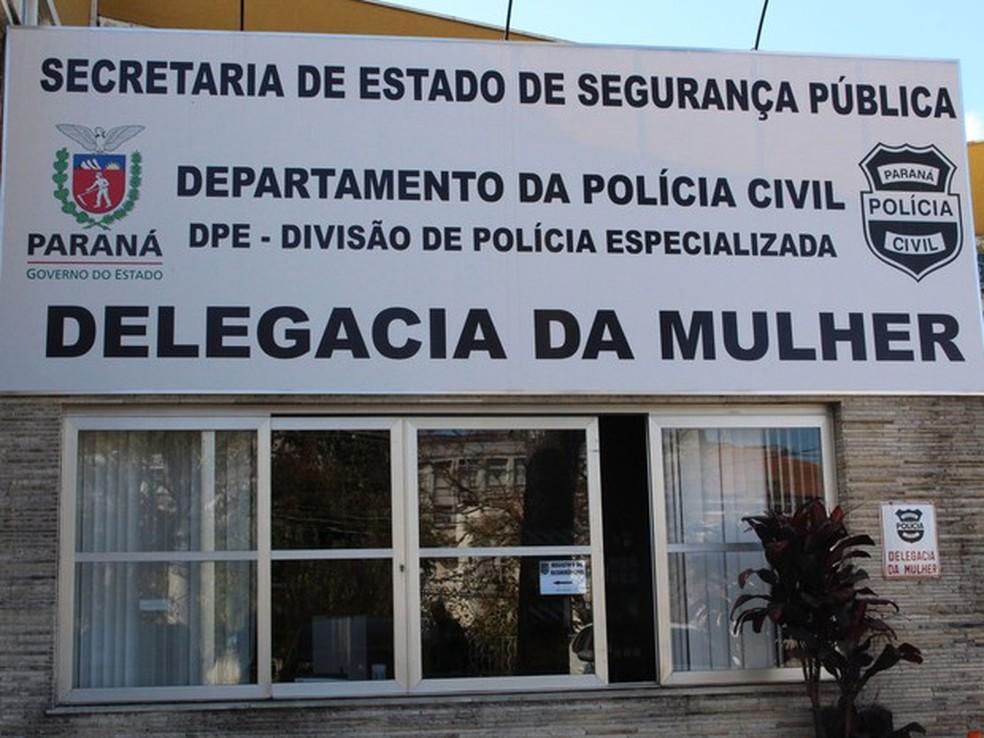 Delegacia da Mulher de Curitiba é responsável pela investigações, que estão sob sigilo (Foto: Polícia Civil/Divulgação)