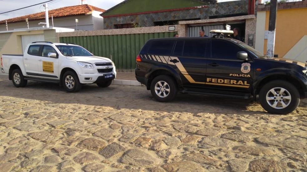 Operação foi deflagrada na manhã desta quinta-feira — Foto: Divulgação/Polícia Federal
