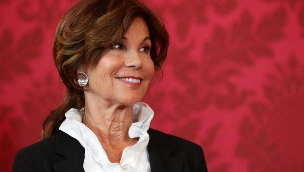 Brigitte Bierlein foi nomeada mandatária da Corte Constitucional do país (Foto: Reuters)