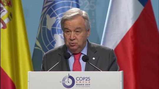 Países relatam barreiras para solucionar impactos das mudanças climáticas à saúde