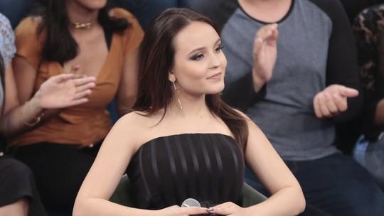 Larissa Manoela revela: 'Gosto muito da noite, mas não sou baladeira'