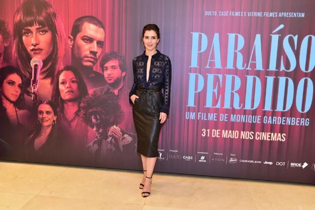 Marjorie Estiano (Foto: Leo Franco/AgNews)