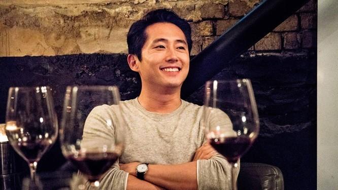 Steven Yeun (Foto: Reprodução)