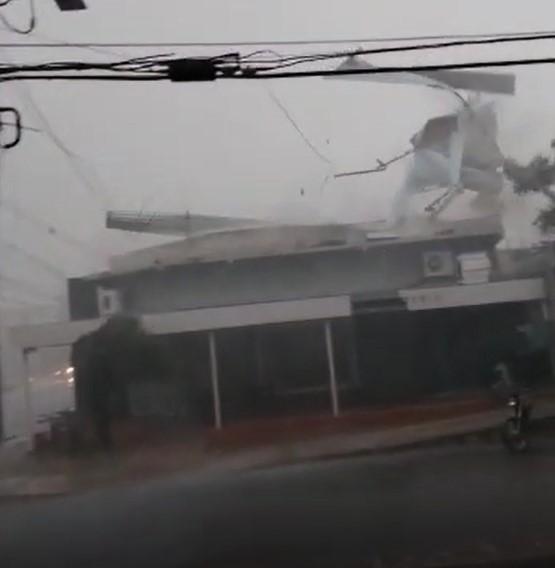 Energisa diz que 26 localidades foram mais atingidas com falta de energia em Rio Branco após temporal