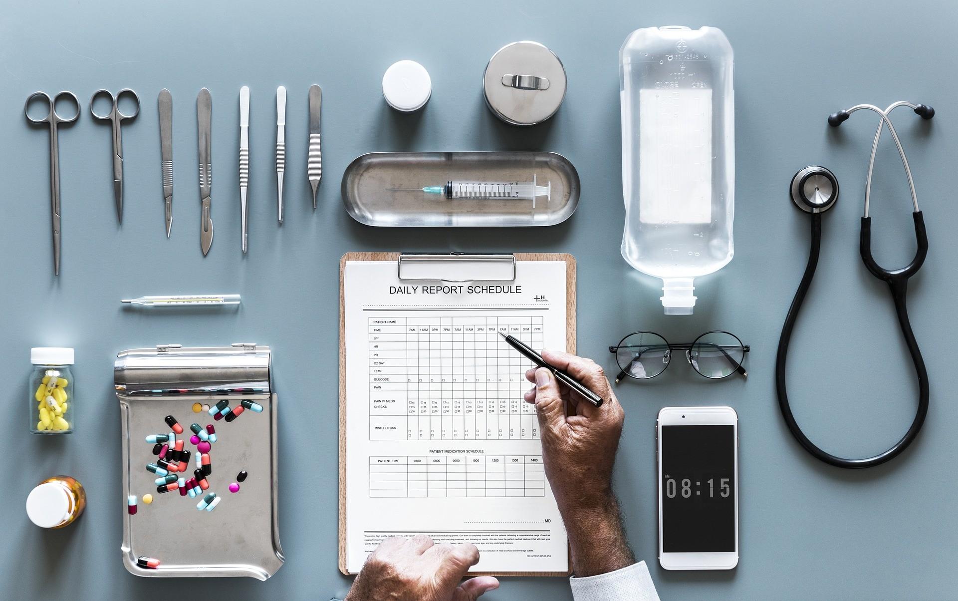 Medicina (Foto: Pixabay)