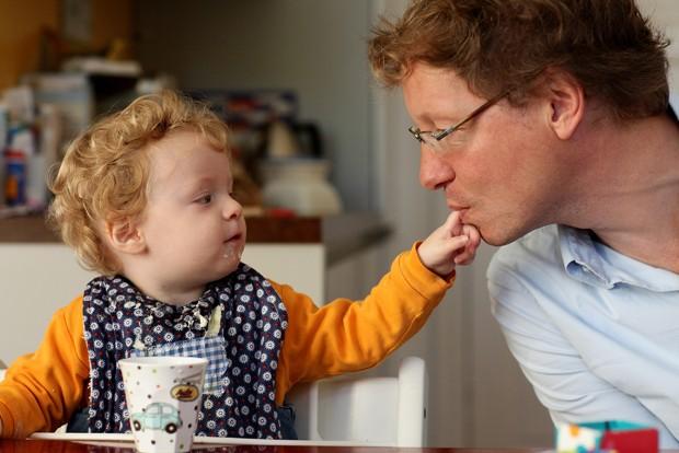 Pais e filhos (Foto: Getty Images)