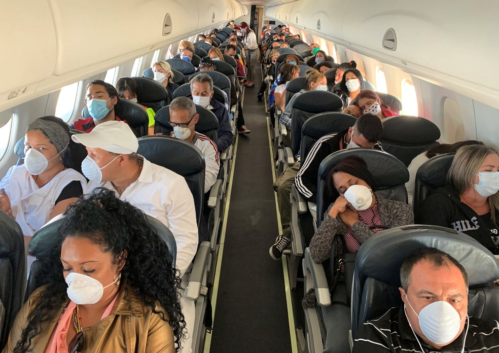 Cuba exigirá teste de viajantes após recorde diário de casos de Covid-19 |  Mundo | G1
