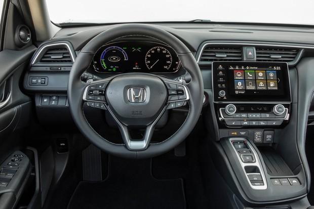 Honda Insight aparece no Brasil e poderia concorrer com o Prius Painel