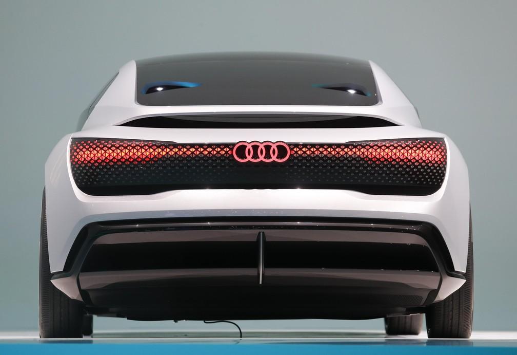 Audi Aicon Concept (Foto: REUTERS/Kai Pfaffenbach)