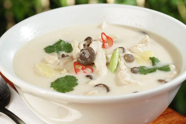 Aprenda a preparar a Sopa Sukhothai (Foto: Divulgação)