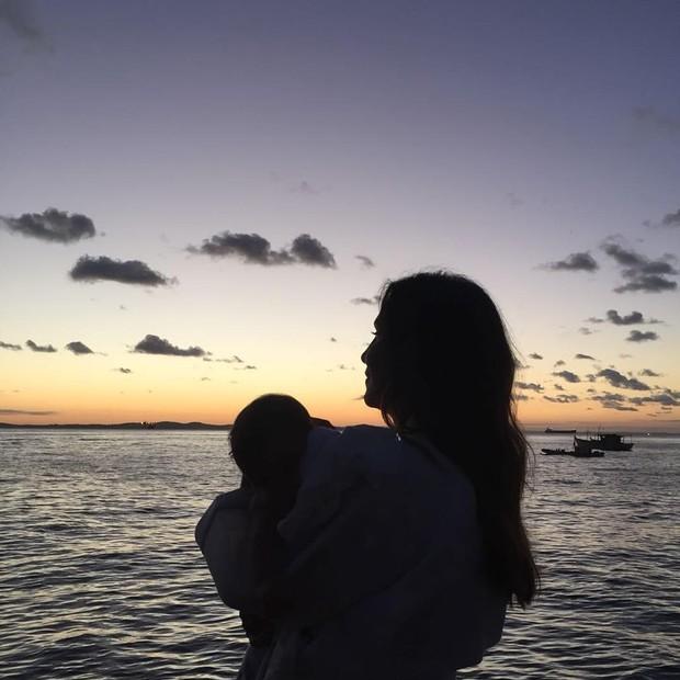 Ivete Sangalo: agradecimento (Foto: Reprodução Instagram)