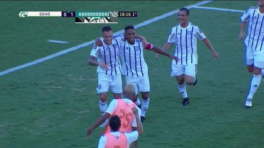 Os gols de Goiás 0 x 2 Figueirense pela 2ª rodada da Série B do Brasileiro