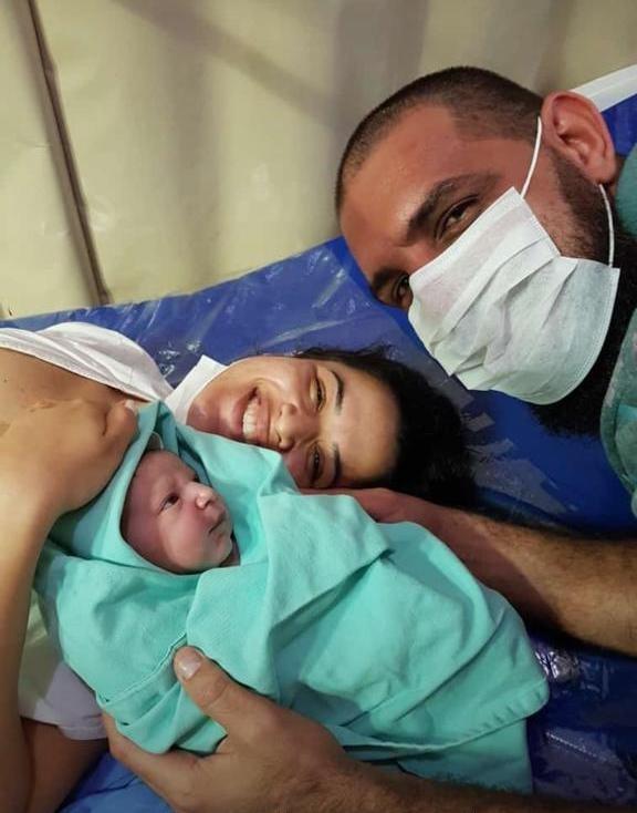 'Ansiedade veio como as dores do parto', diz mãe que deu à luz em meio a pandemia de Covid-19, em Porto Velho