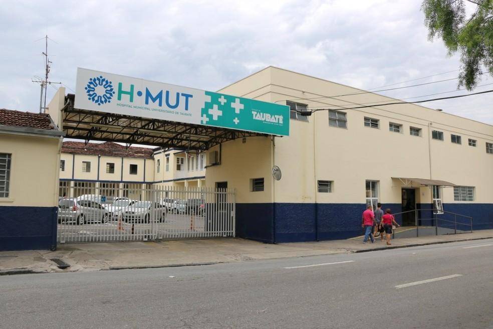 Taubaté deve receber 20 novos leitos — Foto: Prefeitura de Taubaté/ Divulgação