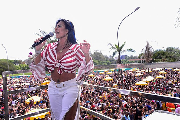 Gretchen (Foto: Felipe Panfili/Divulgação )