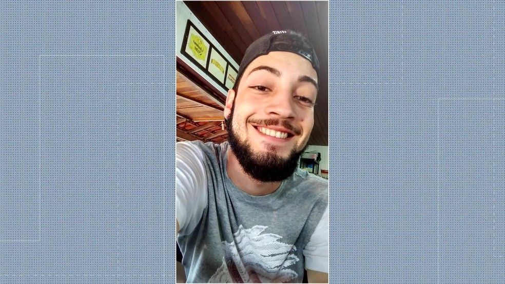Nicolas Nonato Soares foi agredido no dia 19 de outubro — Foto: Reprodução/ TV Globo