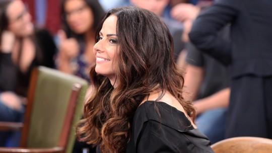 Viviane Araújo muda o cabelo e comenta: 'Topo tudo pelo personagem'