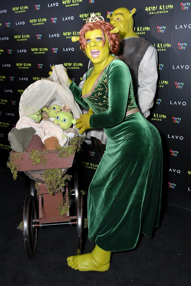 Heidi Klum e Tom Kaulitz (Foto: Getty Images)