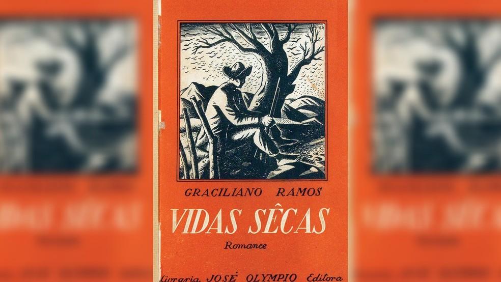 Vidas Secas é leitura obrigatória em Vestibular da UEPG — Foto: Reprodução/Itaú Cultural