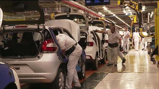 Anfavea: produção de veículos caiu 15,3% em junho