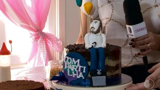 'Compartilha' faz um ano e ganha bolo do 'Mais Diário'