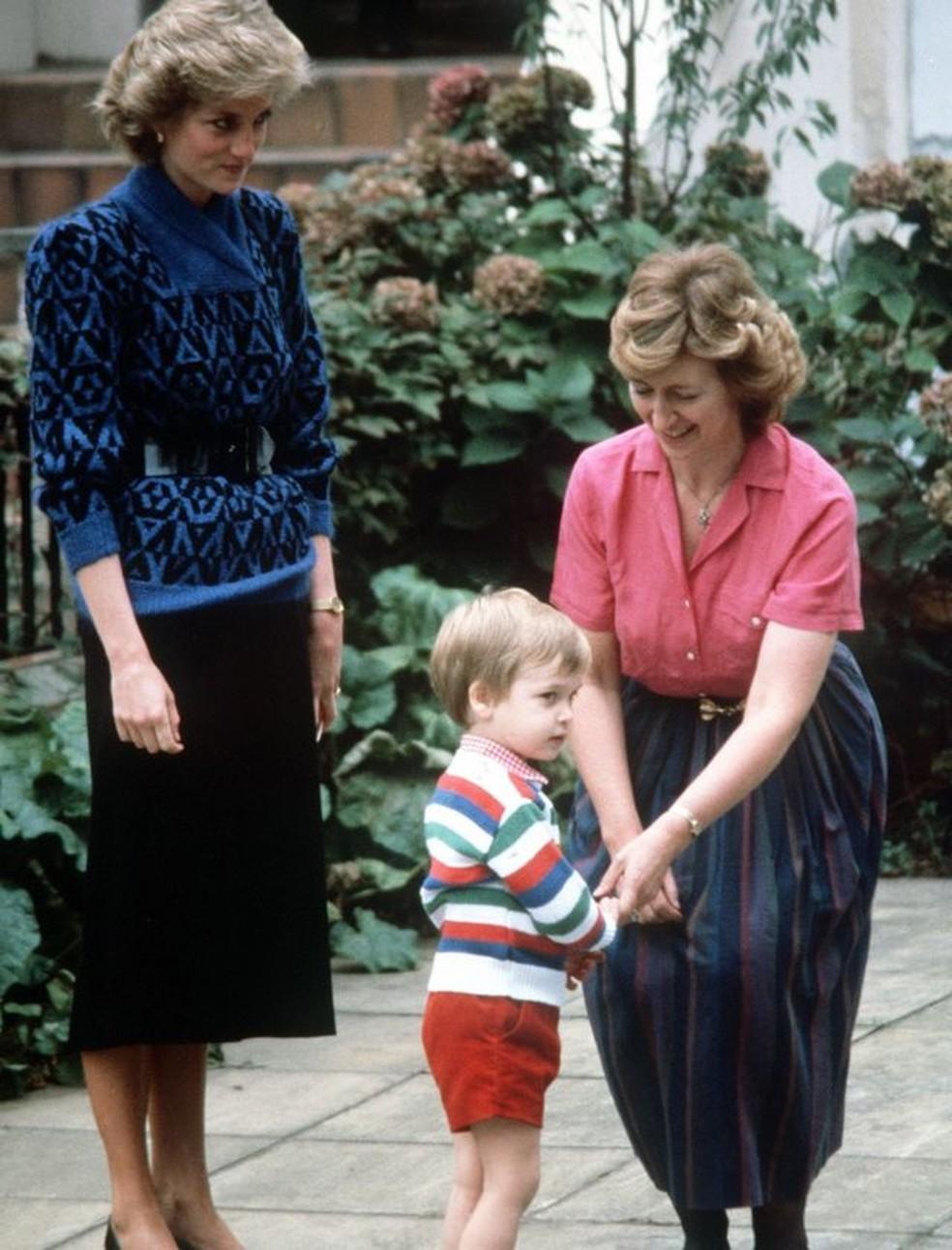 O príncipe William