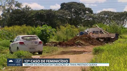 DF registra 12º caso de feminicídio em 2019