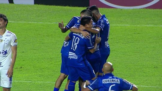 Veja os gols de CSA 1 x 1 Cruzeiro no Rei Pelé