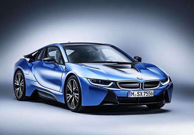 BMW i8, o carro elétrico mais vendido do Brasil até abril de 2018 (Foto: Divulgação)
