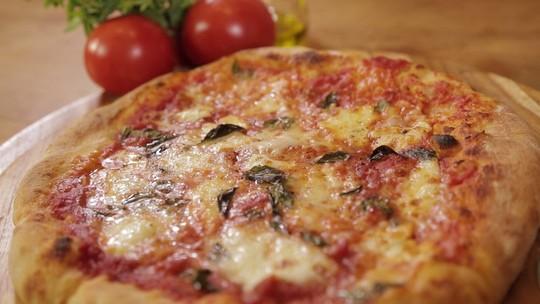 Pizza Margherita Gourmet