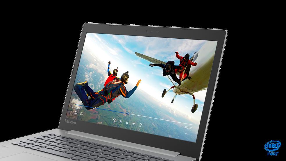 Tela Full HD é exclusividade das configurações mais caras com i5 ou i7 (Foto: Divulgação/Lenovo)