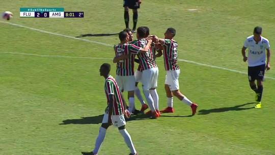 Taça BH: o que esperar de Flu, Vasco, São Paulo e Atlético-MG nas semifinais