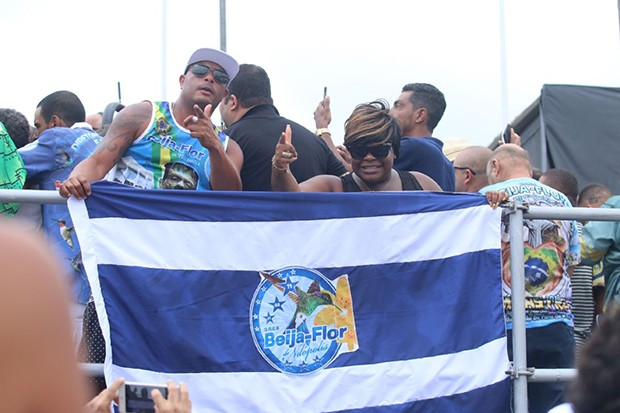 Jojo Todynho comemora título (Foto: Daniel Pinheiro/AgNews )