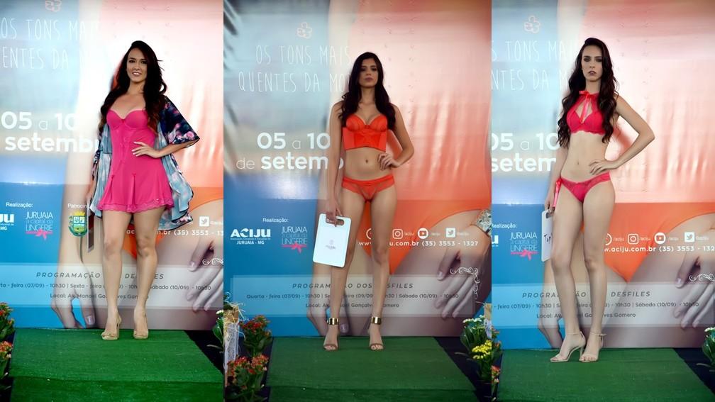 7a70f469c Evento traz os lançamentos da coleção primavera verão em Juruaia (MG). —