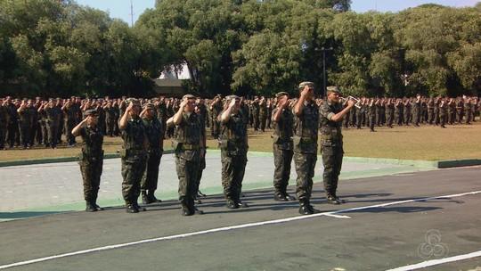 Eleição direta no AM terá apoio de 4,4 mil militares das Forças Armadas
