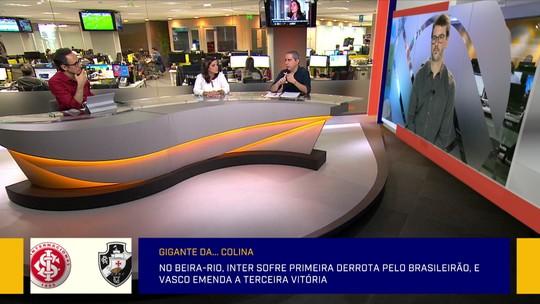 """""""Vasco com uma cara"""": jornalista elogia aproveitamento do clube após a chegada de Luxemburgo"""