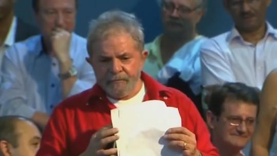 Pedido de Lula para incluir mensagens investigadas na Operação Spoofing em processo será julgado pelo TRF-4