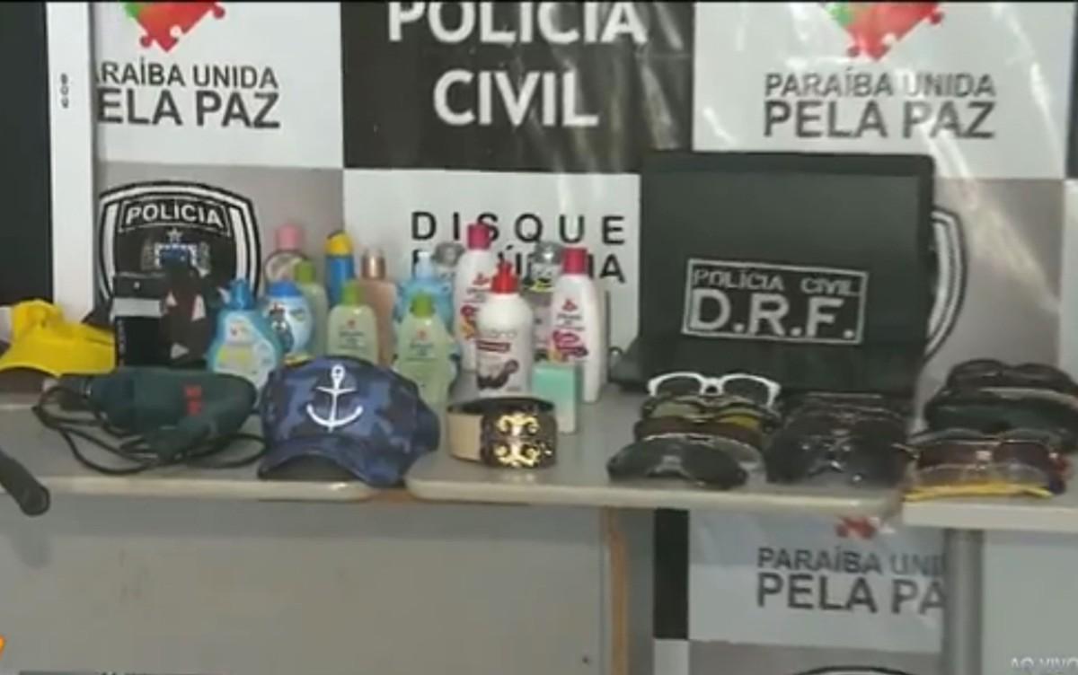Grupo é preso suspeito de arrombar lojas usando carros em marcha ré na PB, RN e PE