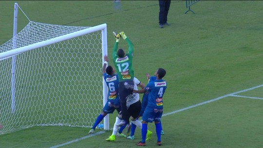 O gol de Coritiba 1 x 0 Cianorte pelo Campeonato Paranaense