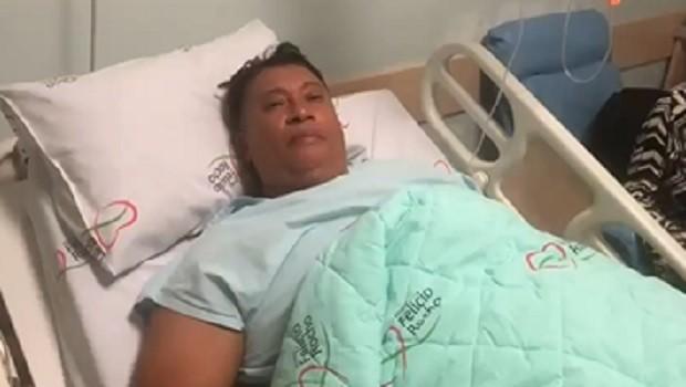 Pedro Manso passa por cirurgia para a retirada do rim direito (Foto: Reprodução/Instagram)