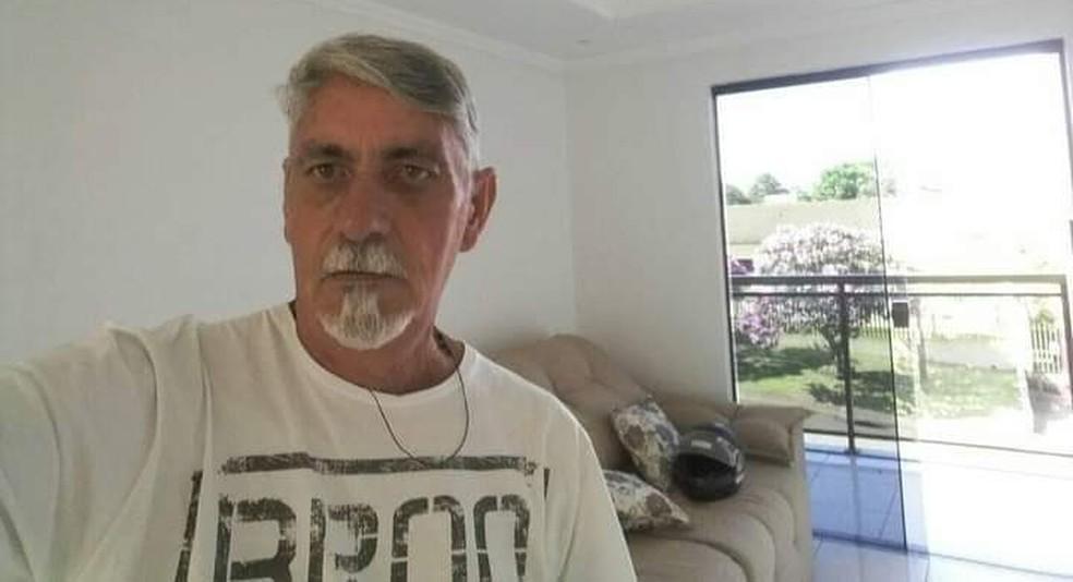 Hugo Senger morreu enquanto esperava por uma vaga de UTI, em Cascavel — Foto: Arquivo pessoal