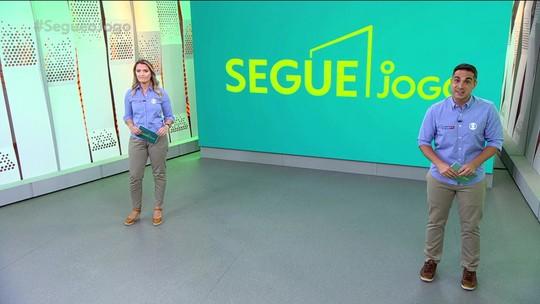 Segue o Jogo: Gustavo Villani e Ana Thais Matos comentam a 26ª rodada do Campeonato Brasileiro