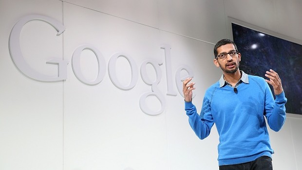 Sundar Pichai, do Google (Foto: Getty Images)