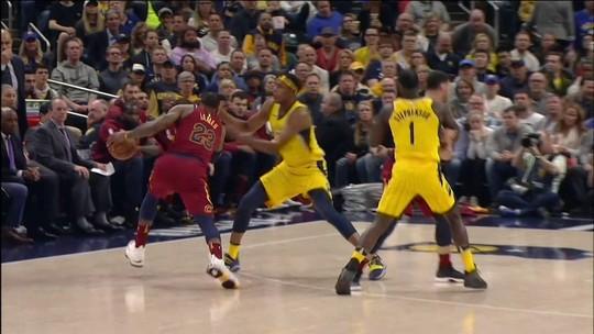 LeBron brilha, Spurs resiste: o fim de semana na NBA